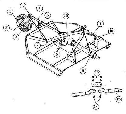 Picture of L-40-40-P  Parts Diagram