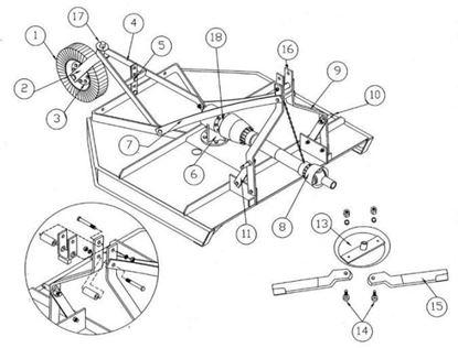 Picture of L-48-40-P  Parts Diagram