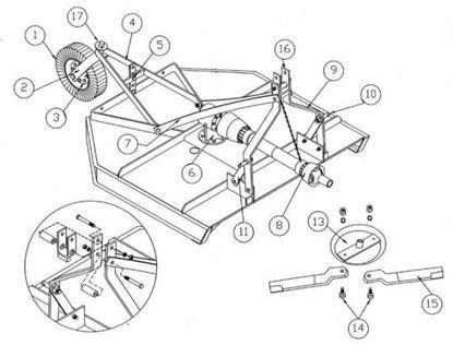 Picture of L-60-40-SC  Parts Diagram