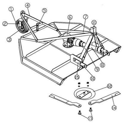 Picture of L-60-60-HD  Parts Diagram