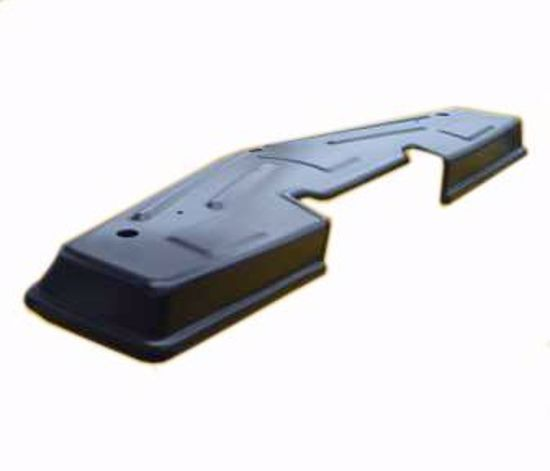 Picture of 124684 TOP COVER PLASTIC 4' FM