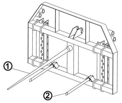 Picture of F-602  Parts Diagram