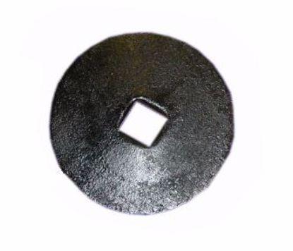 """Picture of 322005 AXLE CAPS 1/4""""X5 5/8""""ROUND"""