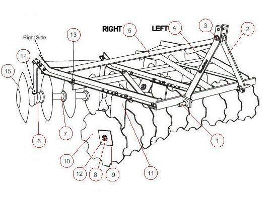 Picture of 16-20-C  Parts Diagram