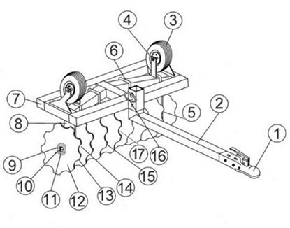 Picture of 16-8-CDF  Parts Diagram