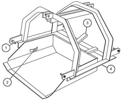 Picture of DS-24-XB  Parts Diagram