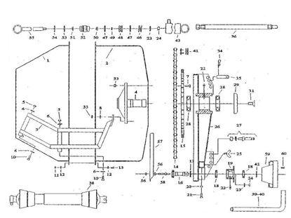Picture of CM  Parts Diagram