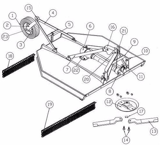 Picture of L-72-40-P-FH  Parts Diagram