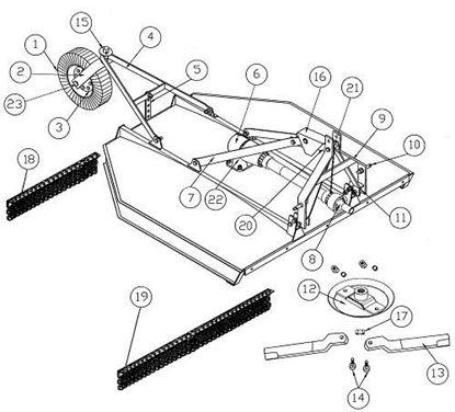 Picture of L-60-40-SS-FH  Parts Diagram