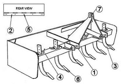 Picture of H-BB-60  Parts Diagram