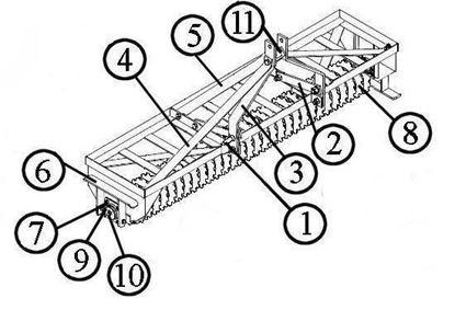 Picture of KP-72  Parts Diagram