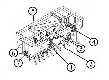 Picture of LP-60  Parts Diagram