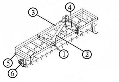 Picture of LA-60  Parts Diagram