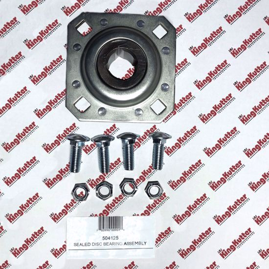 Picture of 504125 SEALED DISC BEARING ASSEMBLY