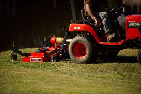 "Picture for category 48"" Rear Discharge XB Finish Mower"