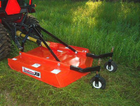Picture for category 4' Kutter 40 HP GB XB