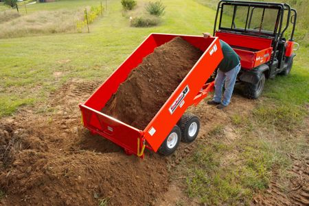 Picture for category 1.5 Ton Dump Trailer