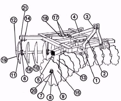 Picture of 18-20-G-CBF  Parts Diagram