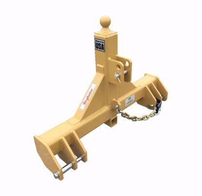 Picture of 3-PT. HEAVY DUTY TRAILER MOVER W GN BALL